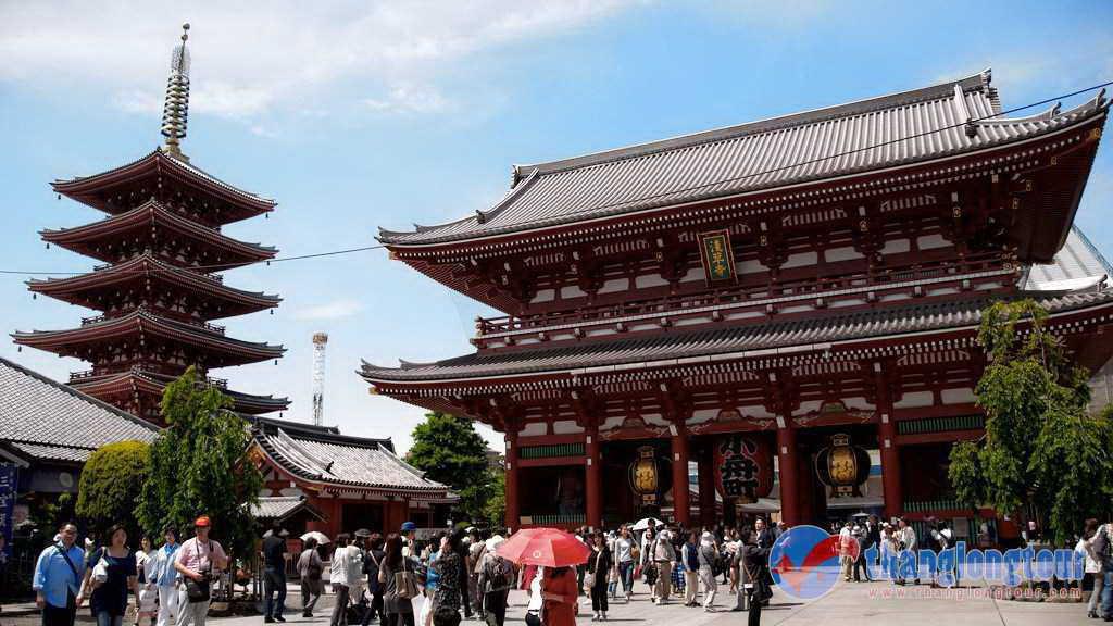 NGÀY 01 : NARITA -  TOKYO – HOA TULIP – HOA ANH ĐÀO                      (ĂN TRƯA, CHIỀU)