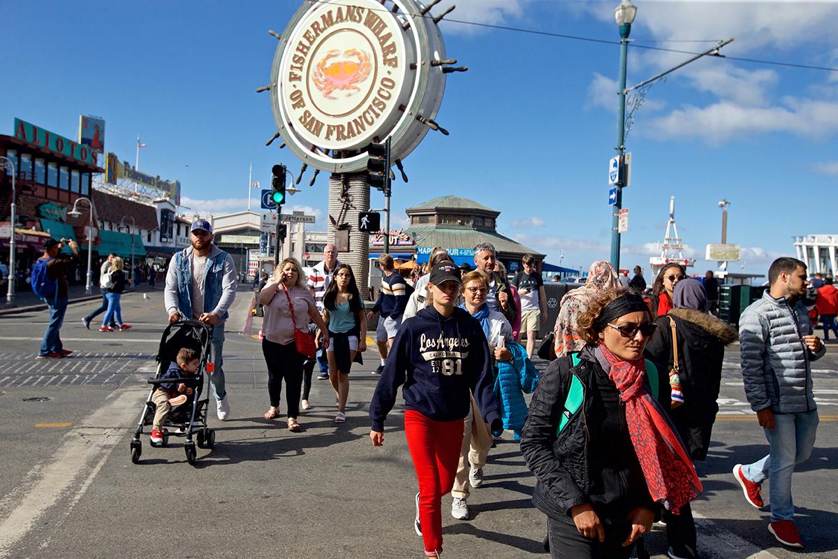 NGÀY 02 : SAN FRANCISCO CITY TOUR - SAN JOSE