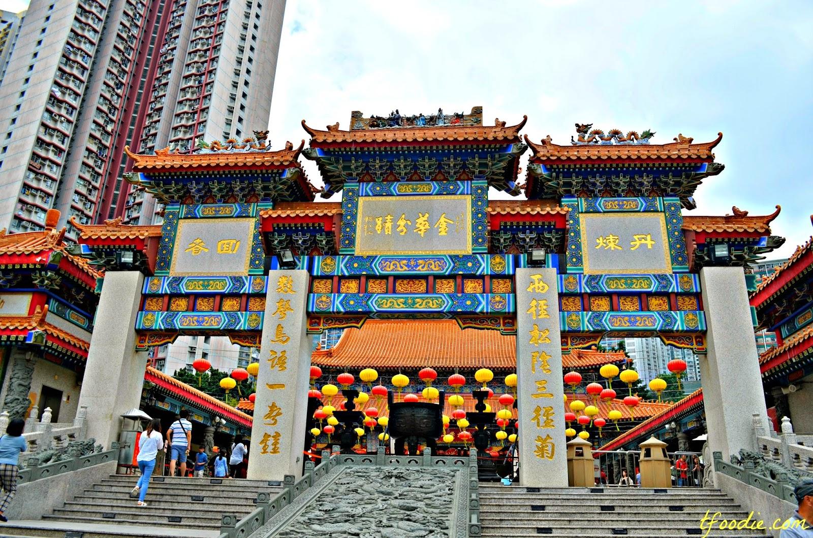 NGÀY 2: HONG KONG- CITY TOUR(ĂN 03 BỮA)