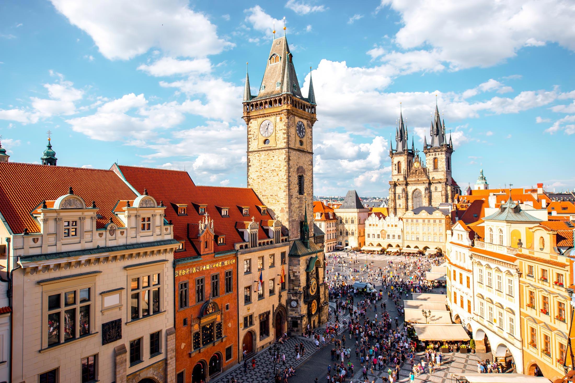 NGÀY 05 : MUNICH - PRAGUE(Ăn sáng, trưa, tối)