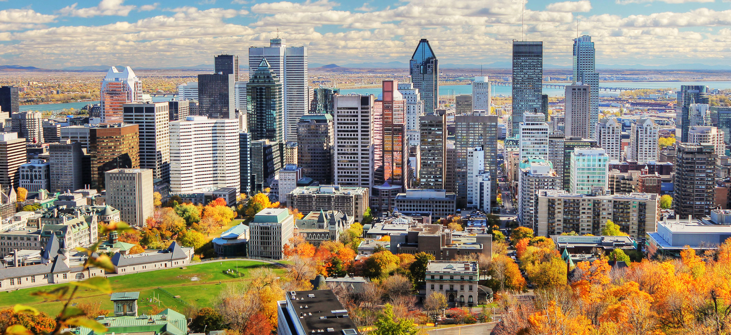 NGÀY 03 : MONTREAL - QUEBEC