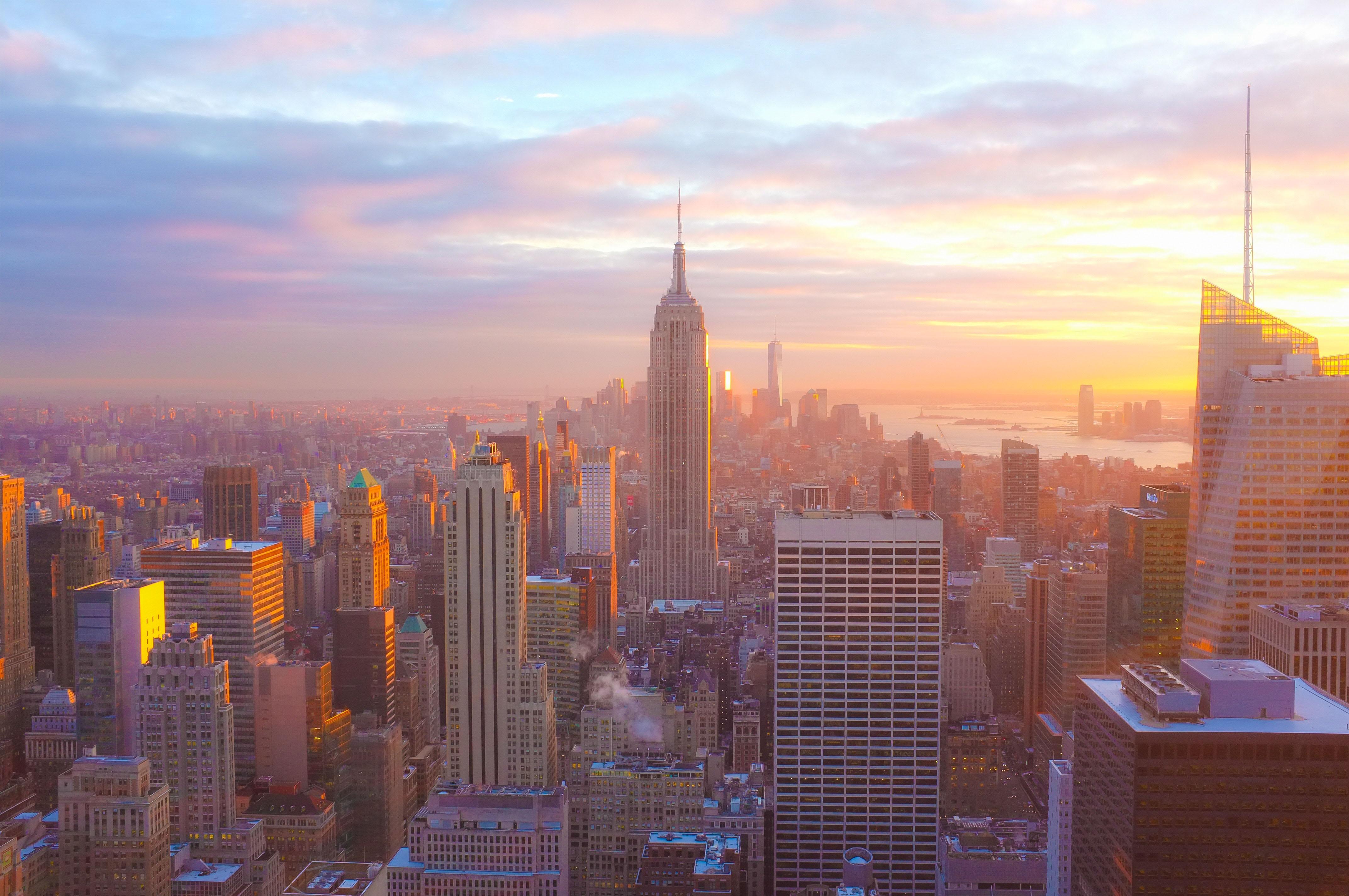 NGÀY 01 : HỒ CHÍ MINH/HÀ NỘI - NEW YORK CITY, MỸ