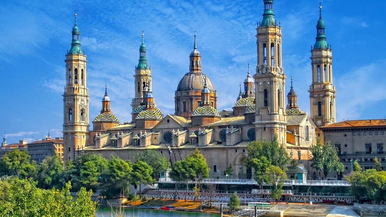 NGÀY 08 : MADRID - ZARAGOZA - BARCELONA