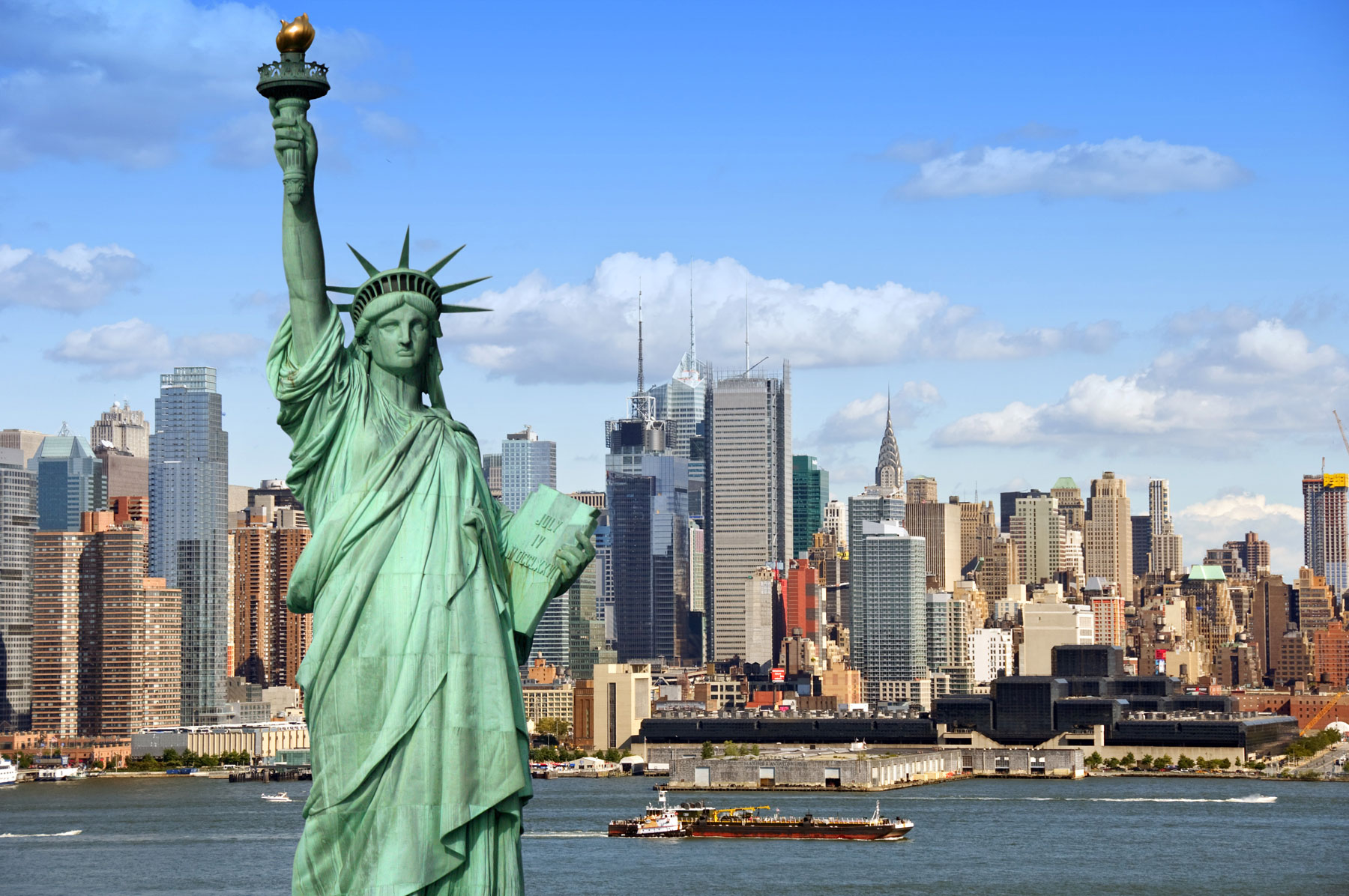 NGÀY 03 : NEW YORK CITY TOUR